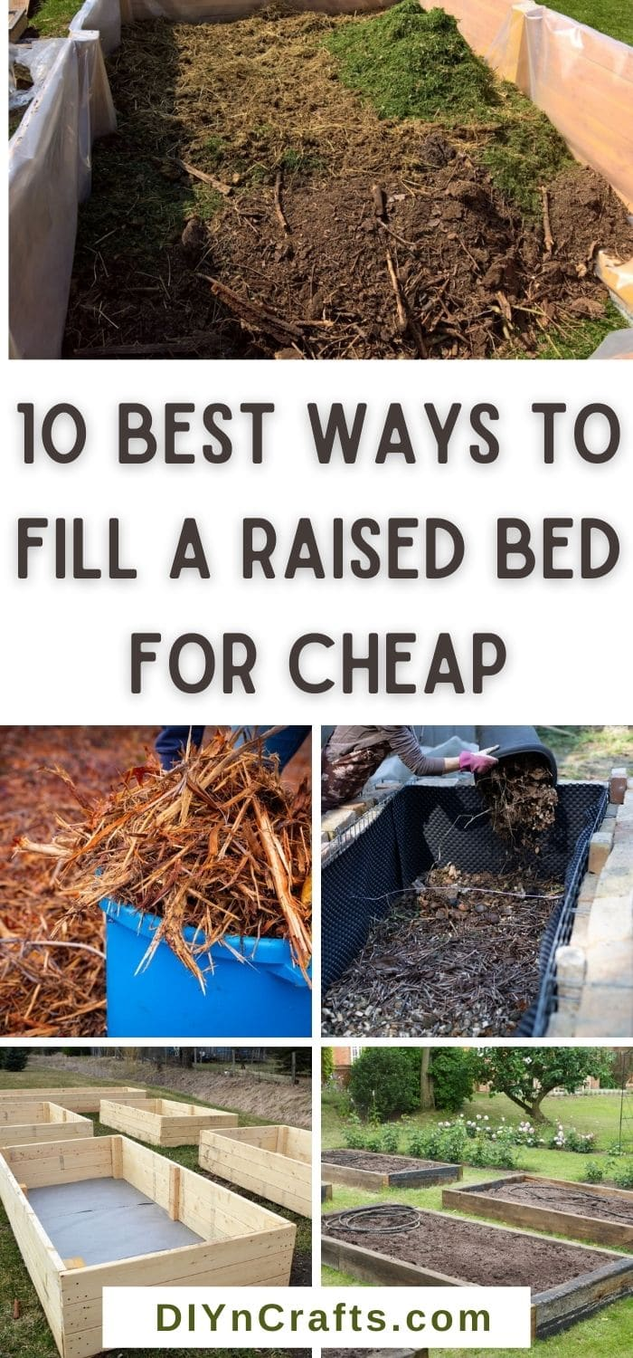 Best Ways to Fill a Raised Bed for Cheap