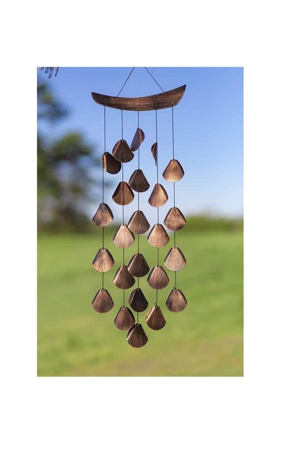 Copper Bronze 30 Wind Chime Chimes Windchime Windchimes | Etsy
