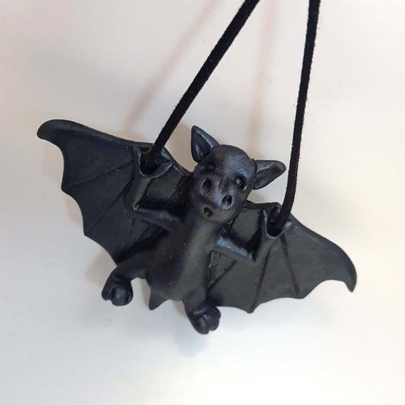 Bat Hanging Decoration | Etsy